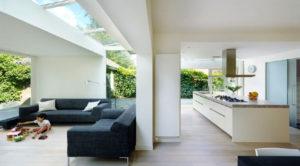 Uitbreiding Aan Huis : Huis jp u zondag cs architecten